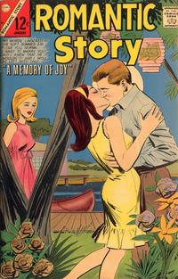Cover Thumbnail for Romantic Story (Charlton, 1954 series) #86