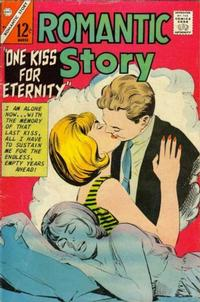 Cover Thumbnail for Romantic Story (Charlton, 1954 series) #87