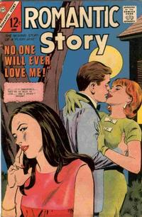 Cover Thumbnail for Romantic Story (Charlton, 1954 series) #88