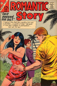 Cover Thumbnail for Romantic Story (Charlton, 1954 series) #89