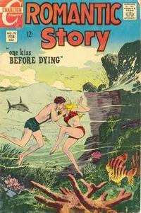 Cover Thumbnail for Romantic Story (Charlton, 1954 series) #92