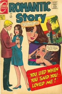 Cover Thumbnail for Romantic Story (Charlton, 1954 series) #96