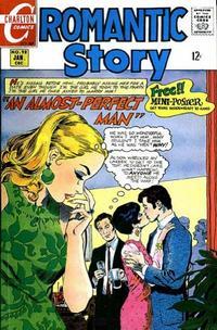Cover Thumbnail for Romantic Story (Charlton, 1954 series) #98