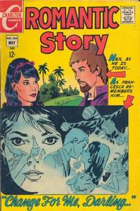 Cover Thumbnail for Romantic Story (Charlton, 1954 series) #100