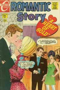 Cover Thumbnail for Romantic Story (Charlton, 1954 series) #104