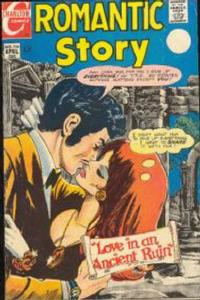 Cover Thumbnail for Romantic Story (Charlton, 1954 series) #106