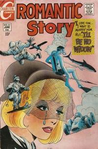 Cover for Romantic Story (Charlton, 1954 series) #107