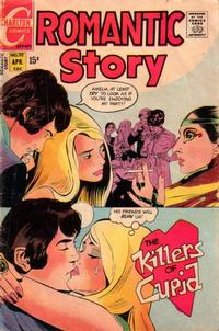 Cover Thumbnail for Romantic Story (Charlton, 1954 series) #112