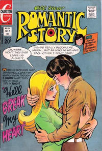 Cover Thumbnail for Romantic Story (Charlton, 1954 series) #120