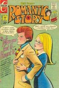 Cover Thumbnail for Romantic Story (Charlton, 1954 series) #121