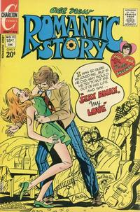 Cover Thumbnail for Romantic Story (Charlton, 1954 series) #122