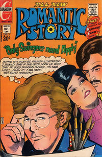 Cover Thumbnail for Romantic Story (Charlton, 1954 series) #123