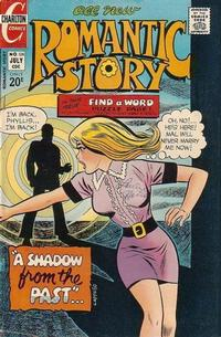 Cover Thumbnail for Romantic Story (Charlton, 1954 series) #128