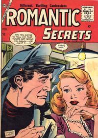 Cover Thumbnail for Romantic Secrets (Charlton, 1955 series) #10