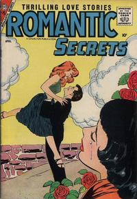 Cover Thumbnail for Romantic Secrets (Charlton, 1955 series) #15