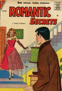 Cover Thumbnail for Romantic Secrets (Charlton, 1955 series) #18