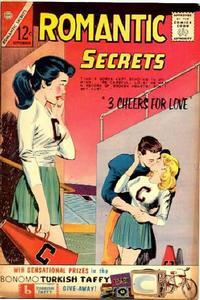 Cover Thumbnail for Romantic Secrets (Charlton, 1955 series) #46