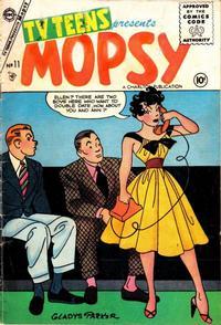Cover Thumbnail for TV Teens (Charlton, 1954 series) #11
