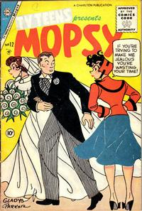 Cover Thumbnail for TV Teens (Charlton, 1954 series) #12