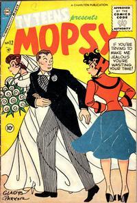 Cover Thumbnail for TV Teens (Charlton, 1954 series) #12
