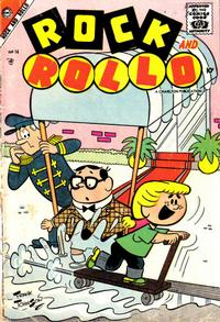 Cover Thumbnail for Rock and Rollo (Charlton, 1957 series) #14
