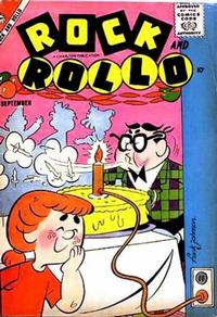 Cover Thumbnail for Rock and Rollo (Charlton, 1957 series) #19