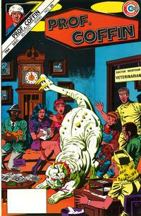 Cover Thumbnail for Professor Coffin (Charlton, 1985 series) #20 [Blank UPC Box]