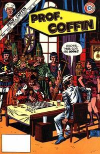 Cover Thumbnail for Professor Coffin (Charlton, 1985 series) #21
