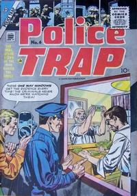 Cover Thumbnail for Police Trap (Charlton, 1955 series) #6