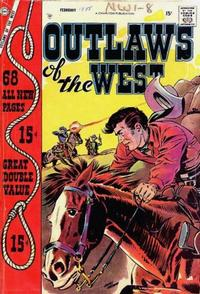Cover Thumbnail for Outlaws of the West (Charlton, 1957 series) #14