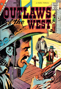 Cover Thumbnail for Outlaws of the West (Charlton, 1957 series) #18
