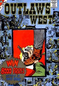 Cover Thumbnail for Outlaws of the West (Charlton, 1957 series) #19