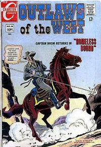 Cover Thumbnail for Outlaws of the West (Charlton, 1957 series) #66