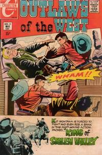 Cover Thumbnail for Outlaws of the West (Charlton, 1957 series) #81