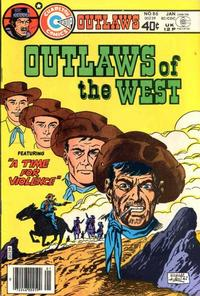 Cover Thumbnail for Outlaws of the West (Charlton, 1957 series) #86
