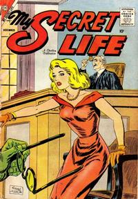 Cover Thumbnail for My Secret Life (Charlton, 1957 series) #26