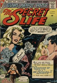 Cover Thumbnail for My Secret Life (Charlton, 1957 series) #29