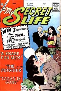 Cover Thumbnail for My Secret Life (Charlton, 1957 series) #33