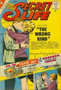 Cover Thumbnail for My Secret Life (Charlton, 1957 series) #38