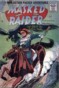 Cover Thumbnail for Masked Raider (Charlton, 1955 series) #4