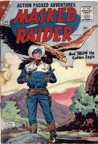 Cover Thumbnail for Masked Raider (Charlton, 1955 series) #5