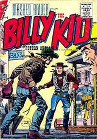 Cover Thumbnail for Masked Raider (Charlton, 1955 series) #6
