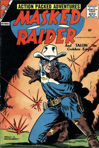 Cover Thumbnail for Masked Raider (Charlton, 1958 series) #15