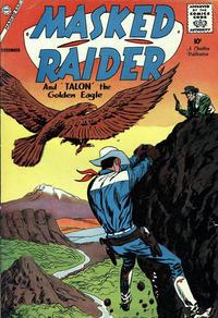 Cover Thumbnail for Masked Raider (Charlton, 1958 series) #16