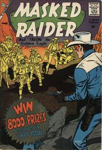Cover Thumbnail for Masked Raider (Charlton, 1958 series) #17