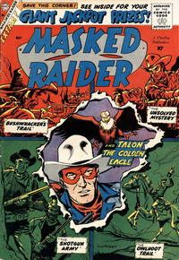 Cover Thumbnail for Masked Raider (Charlton, 1958 series) #18