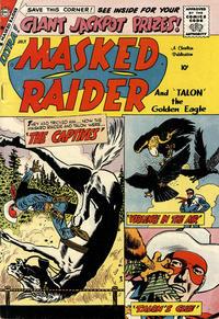 Cover Thumbnail for Masked Raider (Charlton, 1958 series) #19