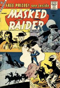 Cover Thumbnail for Masked Raider (Charlton, 1958 series) #21