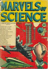 Cover Thumbnail for Marvels of Science (Charlton, 1946 series) #1
