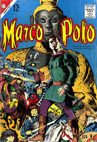 Cover Thumbnail for Marco Polo (Charlton, 1962 series)